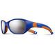 Julbo Kids 4-6Y Solan Spectron 4 Sunglasses Blue/Orange-Gray Flash Silver